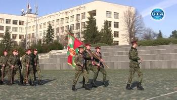 """НВУ """"Васил Левски"""" чества 139 години от създаването си"""
