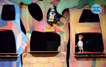 """""""Момче и вятър"""" премиерно на сцената на кукления театър в Добрич"""