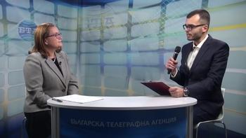 В специално интервю за БТА държавният секретар по европейските въпроси на Португалия Ана Паула Закариаш посочи, че България е готова за Шенгенското пространство