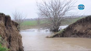 Представители на държавната и местна власт инспектираха дигите и хидромелиоративните съоръжения във Видинска област