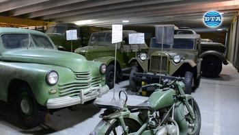 В музея на военното формирование в Ловеч се съхраняват ракетни комплекси, бронетанкова техника и различни боеприпаси