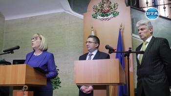 """Министърът на правосъдието Цецка Цачева каза, че изпълнителната власт не може да се намеси в делата за """"царските имоти"""""""