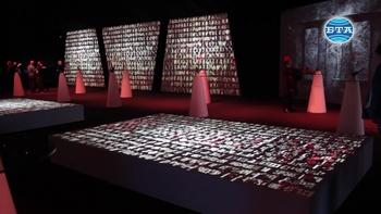 Интерактивна изложба пред Народния театър представя културно-историческото наследство на България