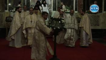 """Храмов празник на патриаршеската катедрала """"Св. Александър Невски"""""""