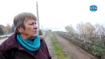 """Завърши почистването на крепостните стени, част от отбранителната система """"Калето"""" във Видин"""