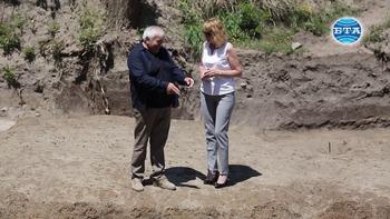 """Предстои изграждане на посетителски център към раннонеолитното селище """"Слатина"""""""