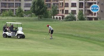 Шести голф турнир Cape Kaliakra Open и среща за Купа Сердаров