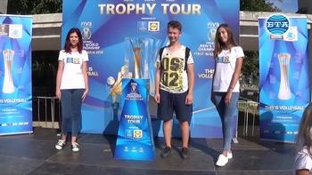 Варна посрещна световната купа по волейбол