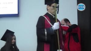 В МУ-Плевен произнесоха Хипократова клетва 85 лекари...