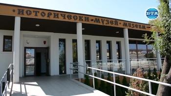 Уникално златно съкровище може да се види в музея в Приморско