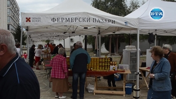 Фермерски пазар отвори врати в Добрич
