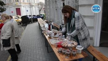 Социалната чайна във Варна