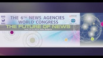 THE SIXTH WORLD CONGRESS OF NEWS AGENCIES
