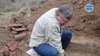 Археолози откриха край видинското село Балей бронзови украшения за коса на 36 века