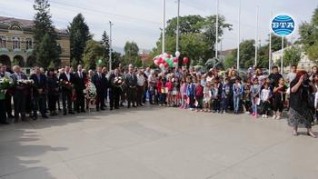 Международният ден на мира бе отбелязан в София с церемония пред Паметника на Незнайния воин