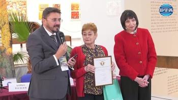 """Списанието """"Роден глас"""" - Чехия, е тазгодишният носител на наградата на фонд """"13 века България"""""""