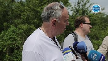 Екип от Националното следствие е изпратен на мястото на инцидента със самолет край Ихтиман