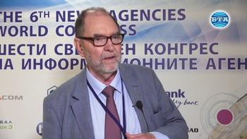 Интервю с Уфе Сьоренсен, бивш генерален секретар на Световния съвет на информационните агенции