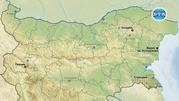 """Изложбата """"Четири локални бедствия в България"""" започна представянето си от Перник"""