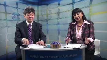 Н. Пр. Темиртай Избастин, посланик на Казахстан в България, за отбелязването на празника Науръз и за развитието на двустранните отношения