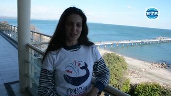 Флашмоб за Деня на Черно море