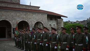 Честване на Независимостта на България във Велико Търново