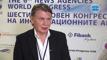 Интервю с Ерик Уишар, главен редактор на агенция Франс прес за специалните проекти