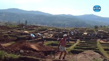 Гробница от римско време откриха археолози край Благоевград