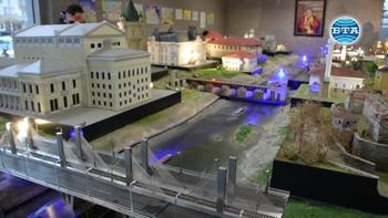 Умалени модели на 45 културно-исторически обекта на България и Румъния са показани в Русе