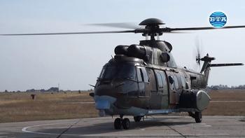 Българските Военновъздушни сили отбелязват днес своя професионален празник