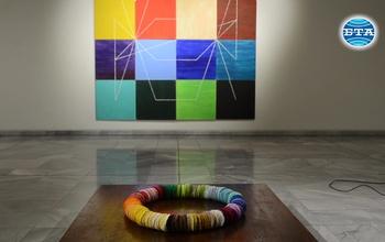 """Изложба """"360 градуса"""" показва в Добрич художничката Геновева Рогова"""