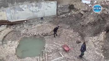 Откриха обществения нимфеум на Одесос