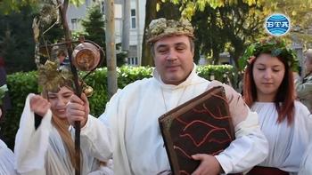 """В Пловдив започна """"Дефиле на младото вино 2017"""""""