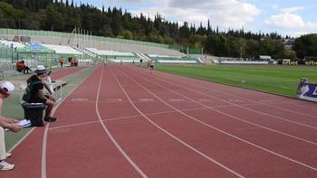 Балкански мастърс шампионат по лека атлетика в Стара Загора