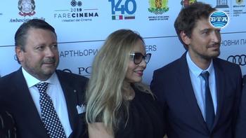Звездата на италианското кино Орнела Мути се срещна с българската публика