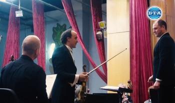 Световноизвестният цигулар Марио Хосен за света на музиката, за Панчо Владигеров и Паганини
