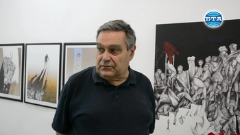 """Изложба на живопис и графика в БГХ """"Петко Задгорски"""""""