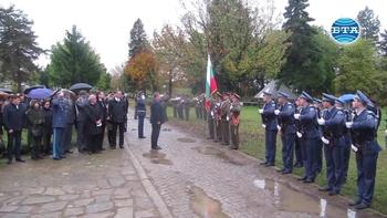 """В парка """"Ген. Лавров"""" бе отбелязана 140-годишнината от битката при Горни Дъбник"""