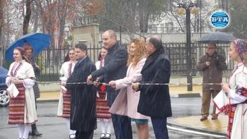 В Нова Загора бе открита обновената сграда на полицейското управление