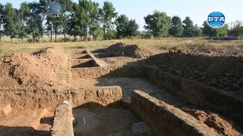 В рамките на тазгодишния археологически сезон край видинското село Балей са открити над 50 керамични съда
