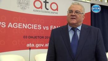 Интервю с Михалис Псилос, генерален директор на Гръцката информационна агенция АNA-MPA