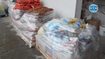 По инициатива на русенско семейство бяха събрани над три тона хранителни продукти за приютите на отец Иван