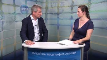 Интервю с Петър Иванов, изпълнителен директор на Американската търговска камара в България