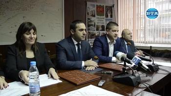 """В Стара Загора бе подписан меморандум за сътрудничество за изграждане на Индустриална зона """"Загоре"""""""