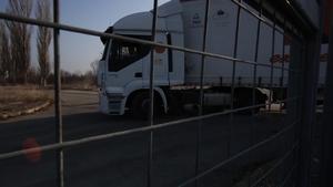 Специализирана полицейска операция по контрол на товарните автомобили ...