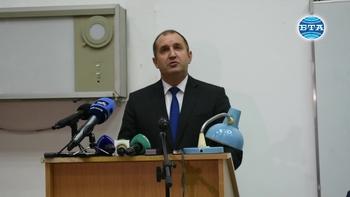 """Президентът Румен Радев обяви началото на 15-ото издание на благотворителната инициатива """"Българската Коледа"""""""