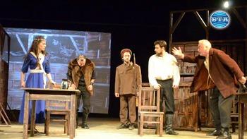 """""""Вампир"""" от Антон Страшимиров премиерно на сцената на театъра в Добрич"""