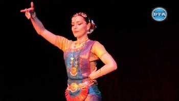 Индийски танцово-театрален спектакъл в Бургас