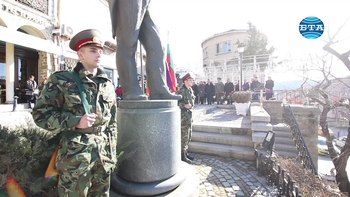 Във Велико Търново бяха чествани 164 години от рождението на Стефан Стамболов
