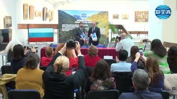 Договор за отразяване на 140-ата годишнина от рождението на Владимир Димитров-Майстора беше сключен между БТА и Община Кюстендил